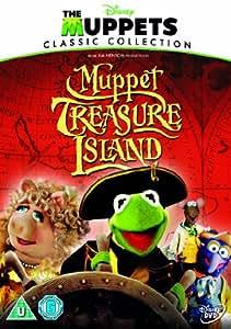 Muppet Treasure Island [DVD] [1996]