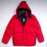 < ラルフローレン > キッズ・ボーイズ用 ダウンジャケット / Ralph Lauren / Elmwood Down Jacket  (XL (170), レッド)