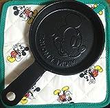 ミッキーマウス ホットケーキパンセット 鍋つかみ付き A