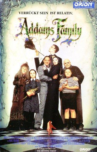 Addams Family [VHS]