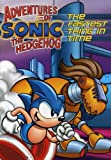 Adventures of Sonic the Hedgehog: Fastest Thing in [DVD] [Region 1] [US Import] [NTSC]