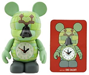 "Clock Tower by Eric Caszatt - Disney Vinylmation ~3"" Have a Laugh Series Designer Figure (Disney Theme Parks Exclusive)"