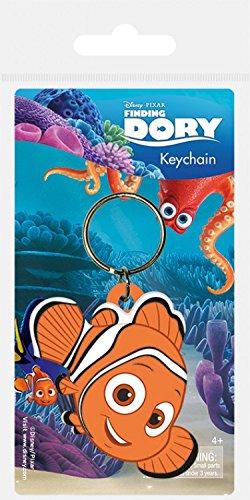 Alla Ricerca Di Dory - Nemo Portachiave (6 x 4cm)