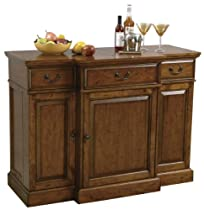 Big Sale Howard Miller 695-084 Shiraz Wine & Bar Console