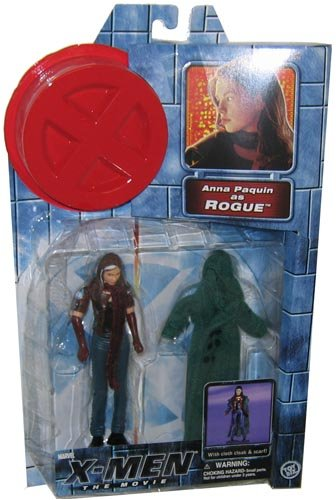 "MARVEL X-MEN "" ROGUE "" ANNA PAQUIN MOC"