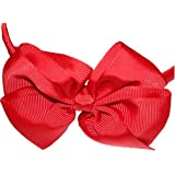 Posies Accessories Sweet & Simple Headband for Hair Red