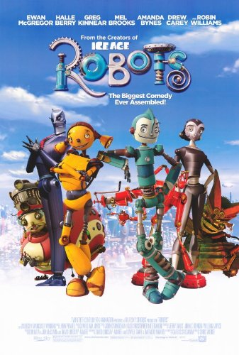 Robots - Movie Poster - 11 x 17