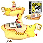 Plush - Beatles - Giant Huge Yellow Submarine Collector Plush