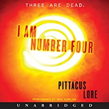 I Am Number Four Audiobook by Pittacus Lore Narrated by Neil Kaplan