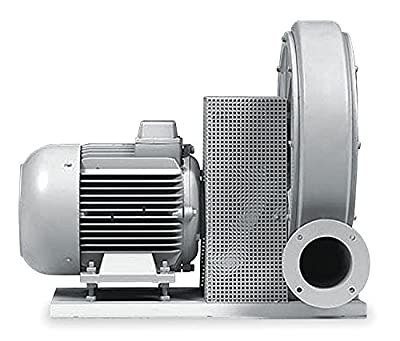 Fuji Electric - VFT60-2 - Regenerative Blower; Inlet Size: 5-1/2, Outlet Size: 4