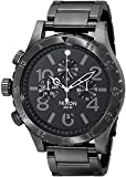 Nixon Men's 48-20 Geo Volt Chrono Watch