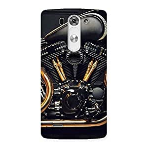 Premium Awesome Cruise Engine Back Case Cover for LG G3 Mini