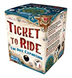 Days of Wonder Ticket to Ride Dice Expansion Game