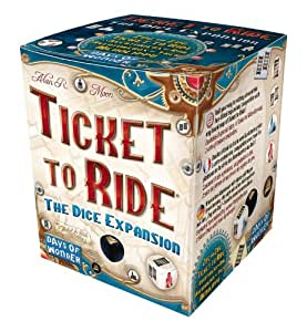 Ticket To Ride: Dice Game
