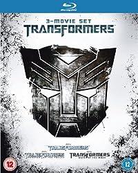 Transformers 1-3 Box Set [Blu-ray] [2011]