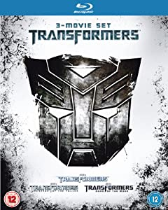 Transformers 1-3 Box Set [Blu-ray] [2011]