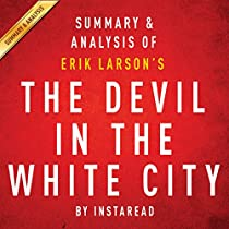 devil in the white city rhetorical device
