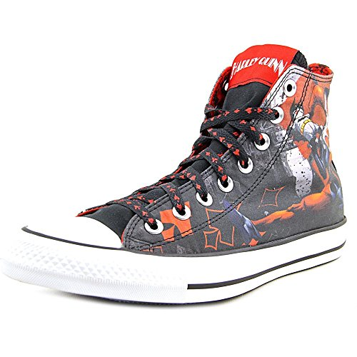 Converse All Star Harley Quinn fashion Sneaker athletic walking shoes unisex (7men-9women)