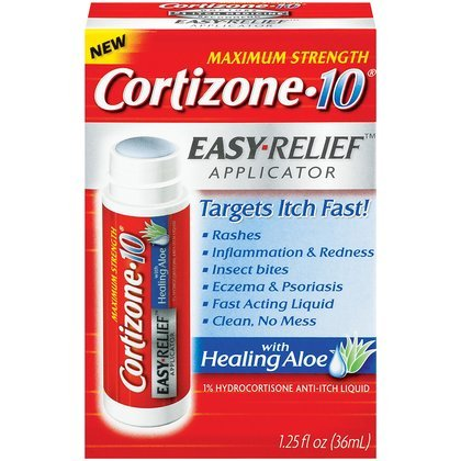 Cortizone 10 Hydrocortisone Anti-Itch Liquid