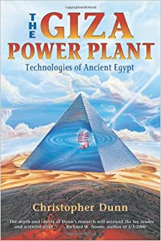 essay on the giza power plant An in-depth scientific article about the great pyramid at giza  about 15  monstrous process plants were also built to process the spent reactor cores, and  extract.