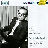 Piano Recital 1959