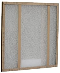 Glasfloss Industries GDS12361 GDS Series Double Strut Disposable Panel Air Filter, 12-Case