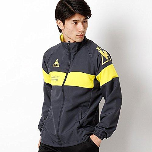 ルコック スポルティフ(lecoq sportif) ジャケット(ウインドジャケット)【CBKカーボンブラック/M】