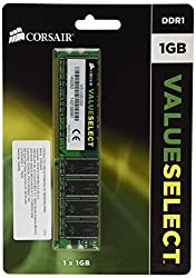 Corsair 1GB (1x1GB) DDR 333 MHz (PC 2700) Desktop Memory