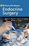 img - for McGraw-Hill Manual Endocrine Surgery book / textbook / text book