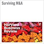 Surviving M&A | Mitchell Lee Marks,Philip Mirvis,Ron Ashkenas
