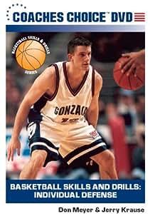 Basketball Skills and Drills: Individual Defense