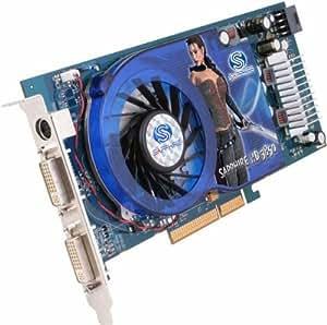 Sapphire Radeon HD3850 512MB GDDR3 Dual DVI-I / TVO AGP Graphics Card