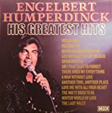 ENGELBERT HUMPERDINCK ENGELBERT HUMPERDINCK HIS GREATEST HITS VINYL LP[SKL5198]