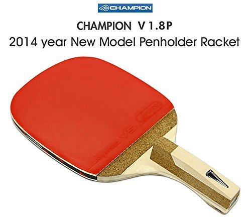 Champion V1.8P Series Table Tennis Racket Penholder Paddles Ping Pong