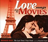 Cover art for  Love Songs From the Movies (Bonus Dvd)
