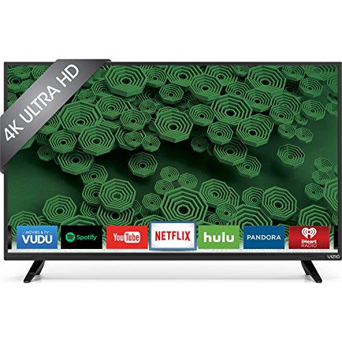 VIZIO D40u-D1 40-inch 4k Ultra HD Smart LED TV (2016 Model)