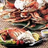 SeaBear Northwest Dungeness Crab Clusters 5 lbs