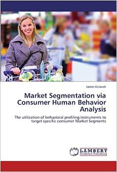 Behavioral segmentation amazon