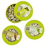 Green Tea Mints 3-Pack Sampler