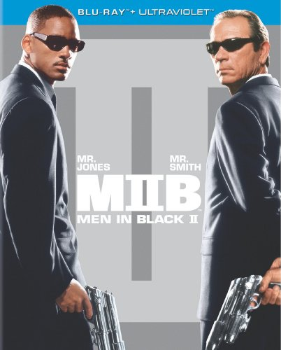 Cover art for  Men in Black II (+ UltraViolet Digital Copy) [Blu-ray]
