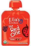 Ella's Kitchen Organic Smoothie, The Red One, 3 Ounce (Pack of 6)