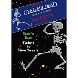 Ticket to New Years