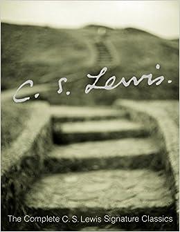 Amazon.com: The Complete C.S. Lewis Signature Classics