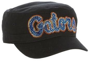UF Gators by Collegiate Fashionista Military Hat by Collegiate Fashionista
