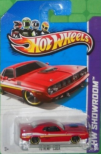 Hot Wheels HW Showroom '70 Hemi Cuda 234/250 - 1