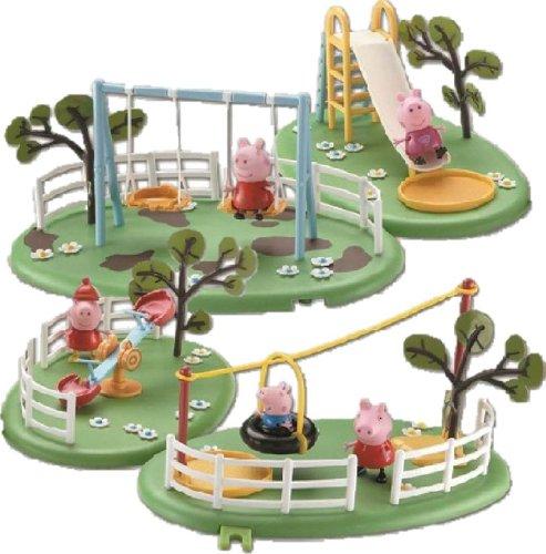 Imagen principal de Peppa Pig 84209 - Parque De Juegos (surtido: modelos aleatorios), 1 unidad