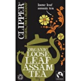Clipper Organic Assam Loose Leaf Tea 125g - CLIP-4532