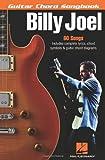 Billy Joel - Guitar Chord Songbook: 6 inch. x 9 inch. (0634073346) by Joel, Billy