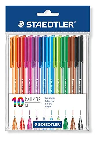 staedtler-43235mpb10-rainbow-ballpens-pack-of-10