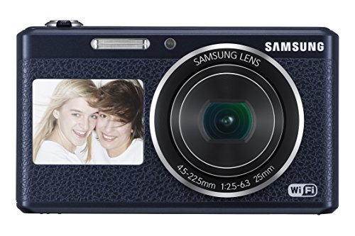 Samsung Electronics EC-DV180FBPBUS Dual-View Wireless Smart Camera (Black)